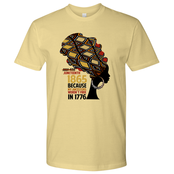 Juneteenth Celebration Unisex T-Shirt