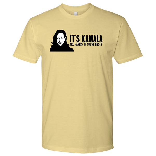 It's Kamala...Unisex T-Shirt