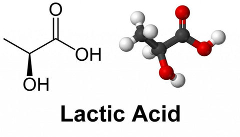 LACTIC ACID; is an organic alpha hydroxy acid occurring naturally in the human body with keratolytic properties.