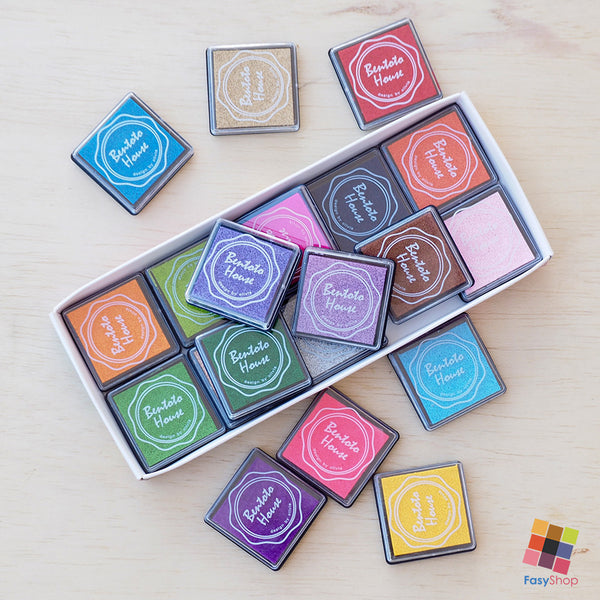 Clearance - Individual Colors Ink Pad for Stamping