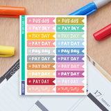 40 Pay Day Flags - FasyShop