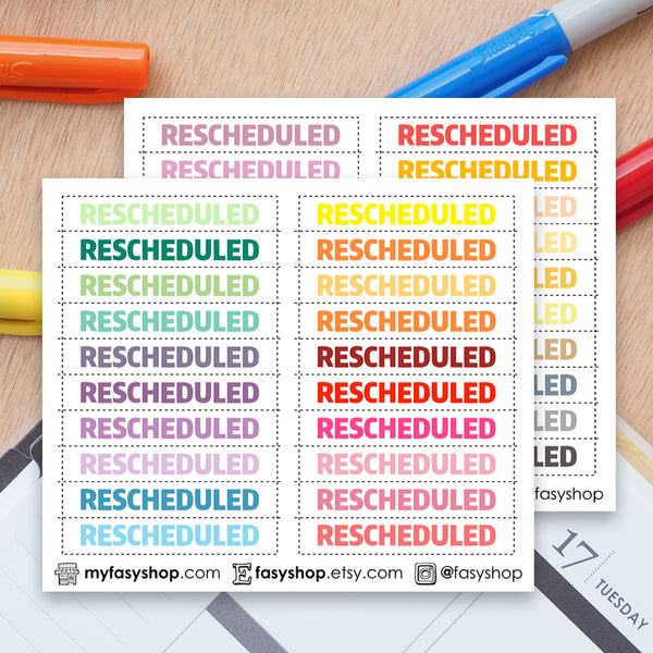 40 Rescheduled - White Background - FasyShop