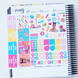 Candy Girl - Weekly Kit - FasyShop