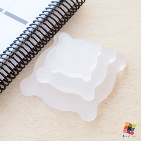 Clearance - Clear Acrylic Block - 3 Sizes - FasyShop