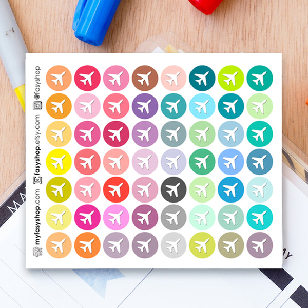 56 Flights - Tiny Icons - FasyShop