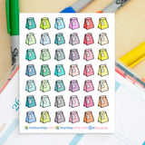 49 Lunch Bags Doodles - FasyShop
