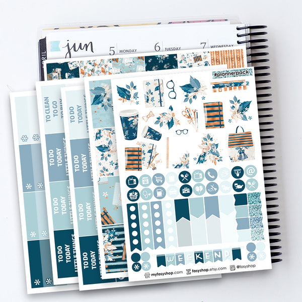 Planner Pack - Weekly Kit
