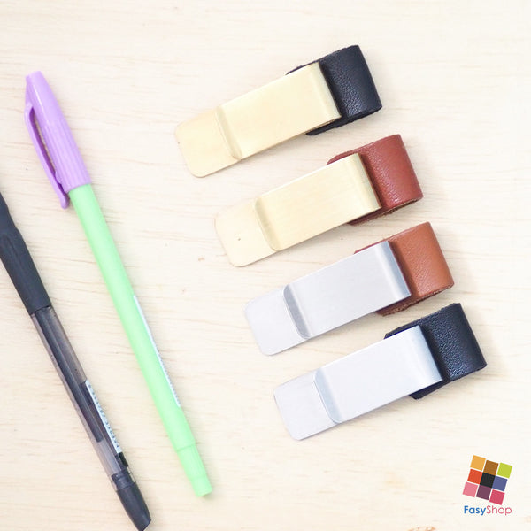 Portable Pen Holder Clips