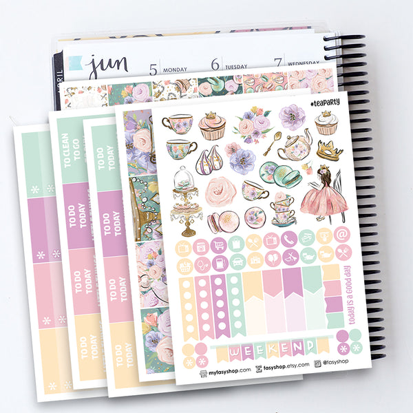 Tea Party - Weekly Kit