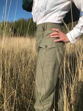 HIGH WAIST POCKET PANT
