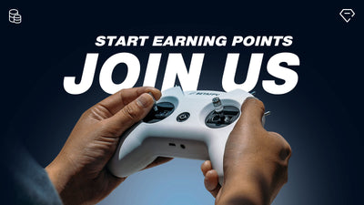 Join BETAFPV member, Start Earning points