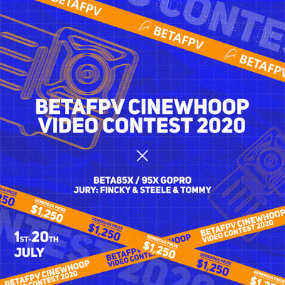 BETAFPV Cinewhoop Video Contest 2020