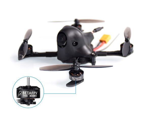 BetaFPV BNF HX100 Toothpick Micro Drone for Sale