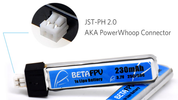 PowerWhoop Connector