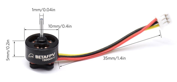 Terrific 0703 1S Brushless Motors Betafpv Hobby Wiring Cloud Hisonuggs Outletorg