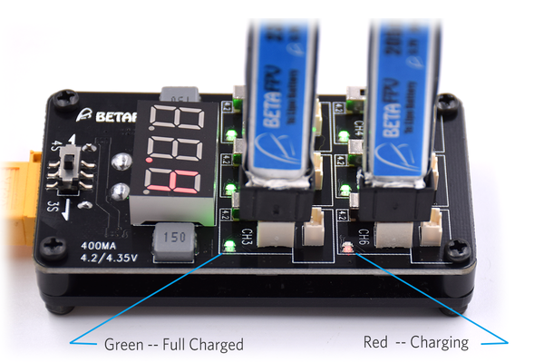 BetaFPV 1s Lipo Charger Board for Sale