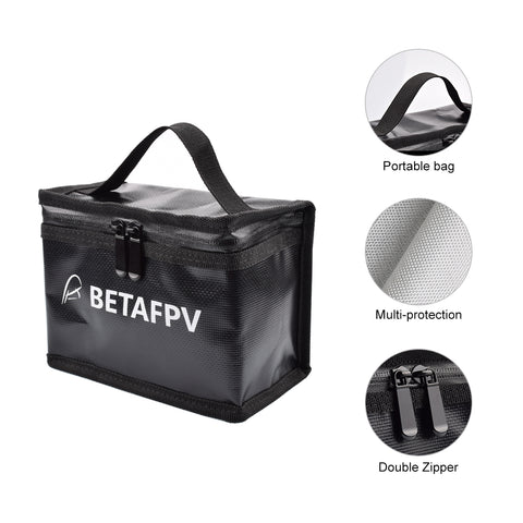 betafpv Lipo Battery Drone Safety Handbag