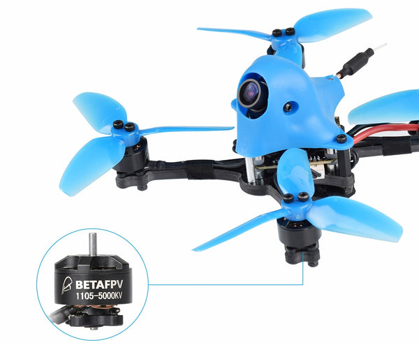 BetaFPV HX115 HD 3 Inch Freestyle BNF Micro Quad with Split 3 Nano for Sale