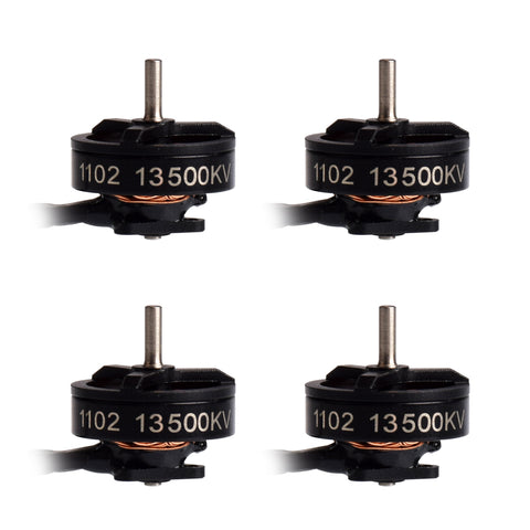 1102 13500KV Brushless Motors