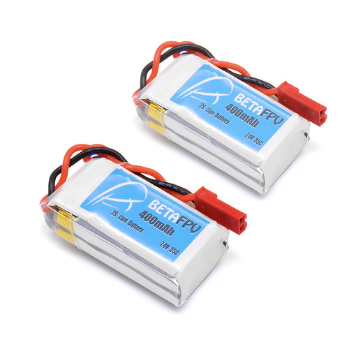 400mAh 2S 35C Lipo Battery  (2PCS)