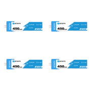 BT2.0 450mAh 1S 30C Battery (4PCS)
