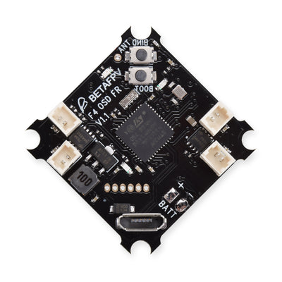F4 Brushed Flight Controller (Frsky Rx / No RX)