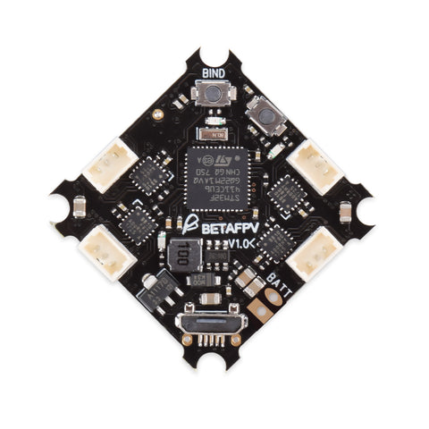 F4 1S Brushless Flight Controller ( Frsky RX )