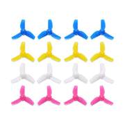 31mm 3-blade Micro Whoop Propellers (0.8mm shaft 4 Sets)