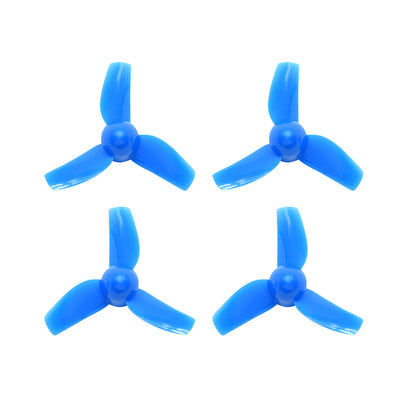 31mm 3-blade Micro Whoop Propellers (1.0mm Shaft)