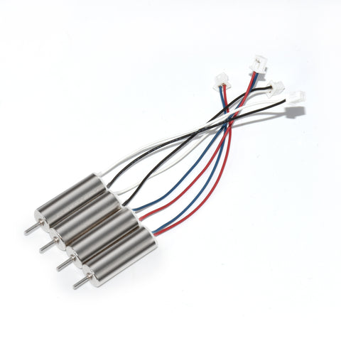 7x20mm 17500KV Brushed Motors (2CW+2CCW)