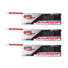GNB 1S 600mah Batteries (3PCS)