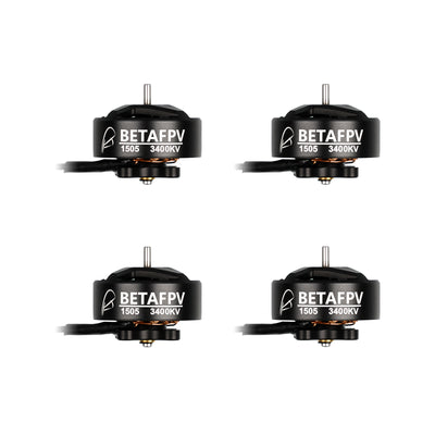 1505 3400KV Brushless Motors