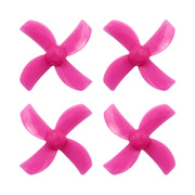 31mm 4-blade Micro Whoop Propellers (0.8mm shaft)