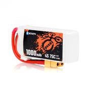 1000mAh 4S 75C Lipo Battery (2PCS)