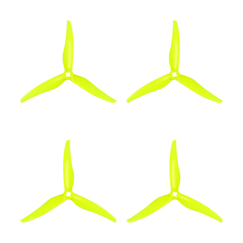 Gemfan 5125 3-Blade Propellers 5mm/1.5mm Shaft