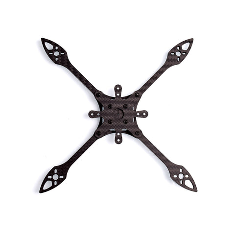 X-Knight Carbon Fiber Frame Kit