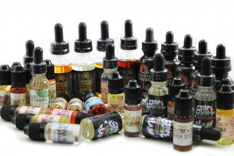 Let's talk E-Liquid and Nicotine