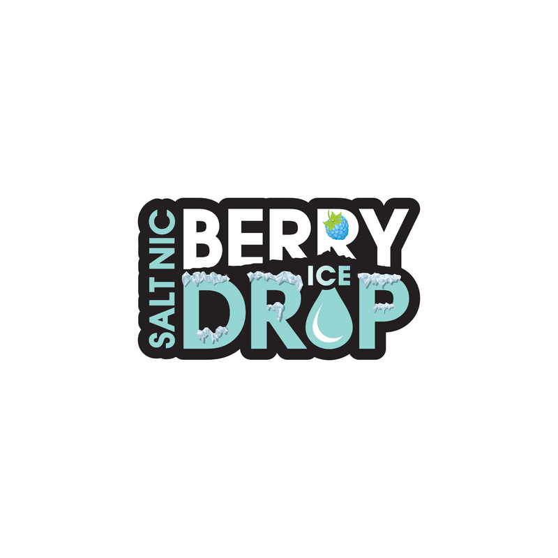 BERRY DROP ICE SALT E-LIQUID