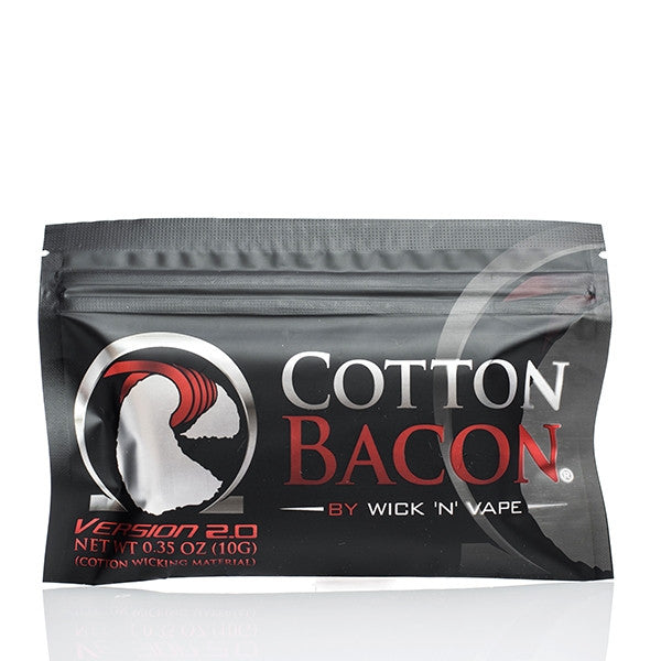 Cotton Bacon V2 - by Wick n' vape