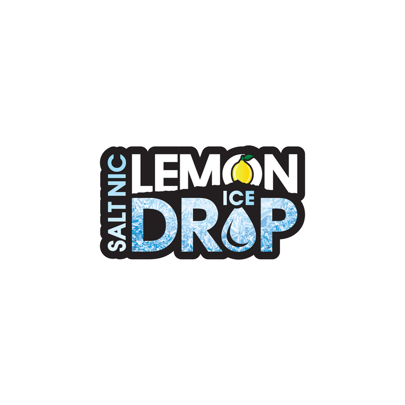 Lemon Drop Ice Salt E-Liquid