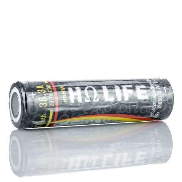 Hohm Tech Life 18650 3077mAh 20.7A Battery
