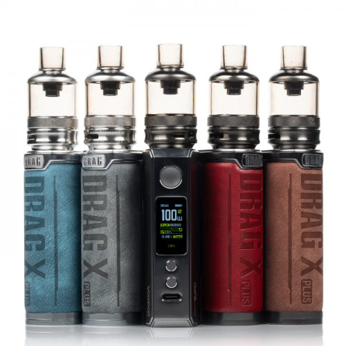 VOOPOO DRAG X PLUS 100W POD MOD KIT