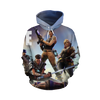 Fortnite Blue Squad T-shirt Tank Shorts and Hoodie