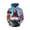 Fortnite Light Blue T-shirt Tank Shorts and Hoodie