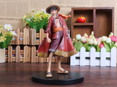 17cm Anime One Piece Luffy Theatrical Edition Action Figure Juguetes One Piece Figures Collectible Model Toys Christmas Toy, , ULANI, ULANI