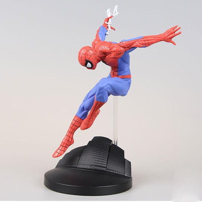 Banpresto Spiderman PVC Figure Model 20cm, Accessories, ULANI, ULANI
