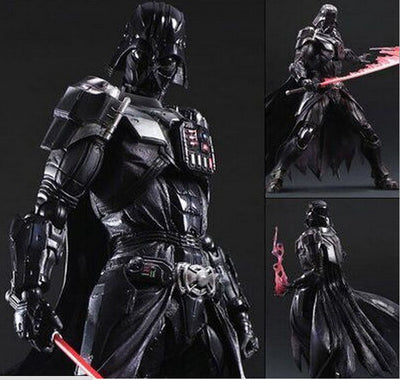 ULANI Toy Star Wars Darth Vader Toy Collection Model PVC 275mm