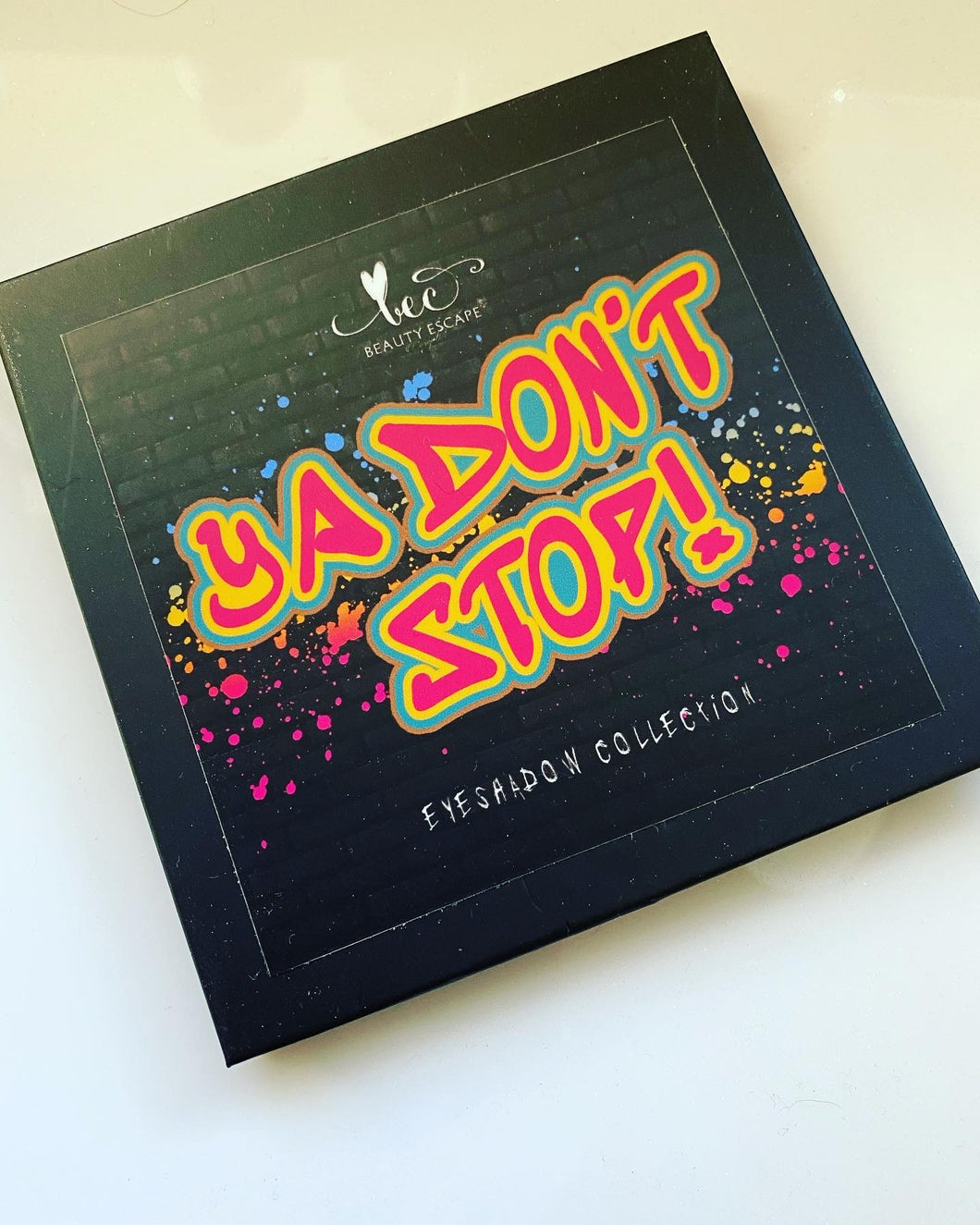 Ya Don't Stop! Eyeshadow Collection