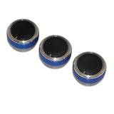Air Conditioning heat control Switch knob For FORD FOCUS 2 MK2 Focus 3 MK3 Mondeo AC Knob Car 3Pcs /Lot for focus car styling
