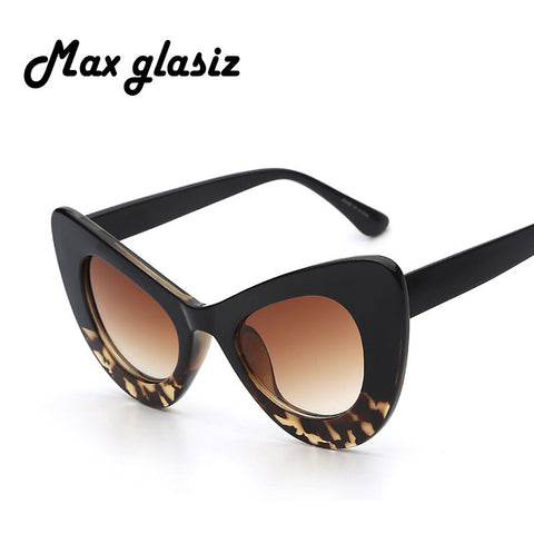 2017 Vintage Retro UV400 Sunglasses Women Glasses Summer New Fashion Brand Cateyes Eyewear Designer Gafas De Sol Mujer
